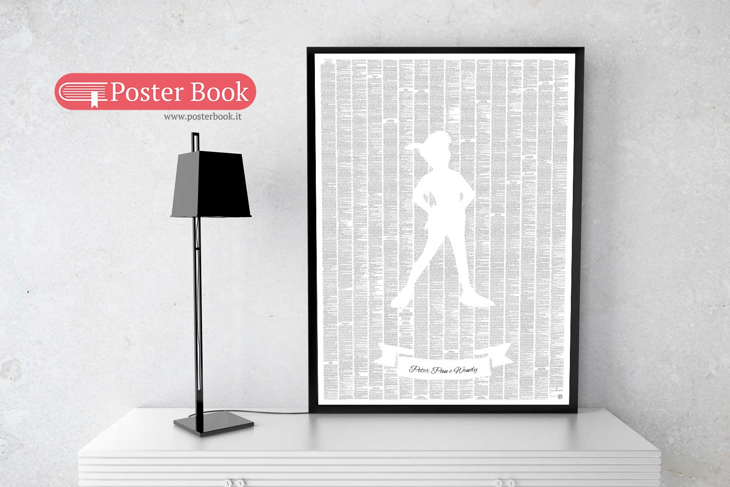 PosterBook Peter Pan